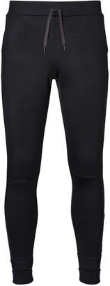 Smalls Merino Men's 100% Traceable Ultrafine 280g Italian Spun Merino Trouser In Charcoal