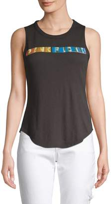 Chaser Pink Floyd Muscle Tank Top