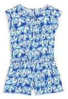 Lilly Pulitzer Girl's Pacey Romper