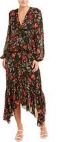 A.L.C. Stanwyck Silk Maxi Dress