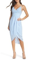 Cooper St Women's Lily Drape Sheath Dress