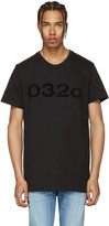 032c Black the Believer T-shirt
