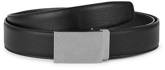 Dunhill Abstract Leather Belt