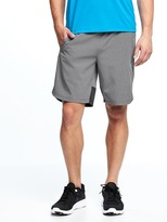 "Old Navy Go-Dry Performance Training Shorts for Men (9"")"