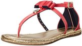 Tommy Hilfiger Sandy Charm Fashion Sandal (Little Kid/Big Kid)