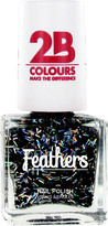 2B Colours Feathers Nail Polish