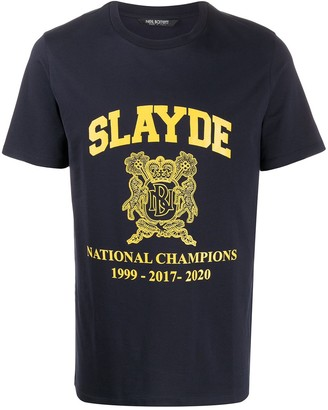 Neil Barrett Slayde T-shirt