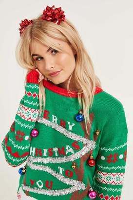 Ardene Ugly Polar Bear Xmas Sweater