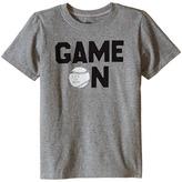 Life is Good Game On Baseball CrusherTM Tee (Little Kids/Big Kids)