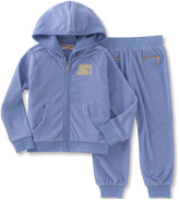 Juicy Couture Blue 'Juicy' Hoodie and Sweatpants - Infant Toddler & Girls