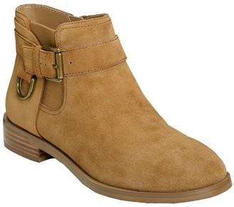 Aerosoles x Martha Stewart Leather Ankle Boots- Susan