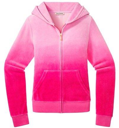 Juicy Couture Original Jacket in Juicy Studs Velour