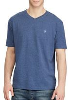 Polo Big And Tall Classic-Fit V-Neck Cotton Tee