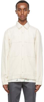 Jacquemus Off-White La Chemise Arles Shirt