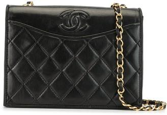 Chanel Pre Owned 1990 CC shoulder bag