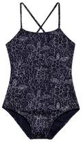 Vilebrequin Navy Bubbles Turtle Swimsuit