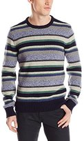 Jack Spade Men's Sanford Crew Neck Sweater