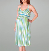 A Pea in the Pod Sleeveless Striped Dress