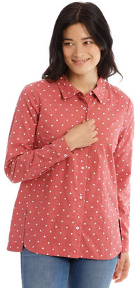 Regatta Embroidered Long Sleeve Shirt