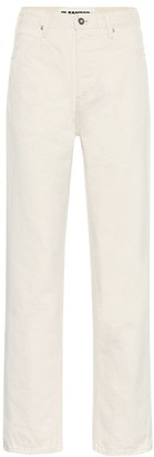 Jil Sander High-rise straight jeans