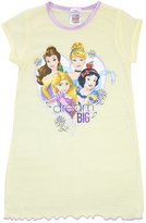 "Disney Princess ""Dream Big"" Girls Nightie - Ages 2 to 8 Year"