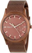Johan Eric Men's JE1300-05-005 Agersø Ion-Plated Dial Date Mesh Bracelet Watch