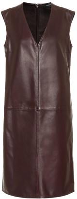 Joseph Leather dress