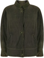 Versace Pre Owned 1980s relaxed fit jacket