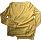 Zadig & Voltaire Yellow Linen Knitwear for Women