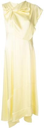 3.1 Phillip Lim Asymmetric Twist Dress