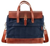 Timberland Men's Nantasket Briefcase - Blue