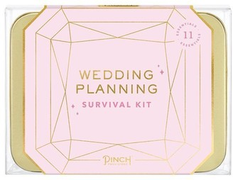 Pinch Provisions WEDDING PLANNING KIT