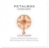 Dogeared Women's Petalbox Love Drop Enhancer (Nordstrom Exclusive)