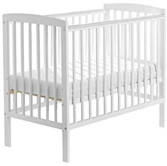 Kinder Valley Sydney Compact Cot (White)