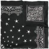 Amiri patterned scarf
