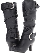 Madden-Girl Pepperrr (Black) - Footwear