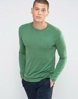 Benetton Viscose mix Crew Neck Sweater