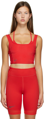 Nike Red City Ready Train Top