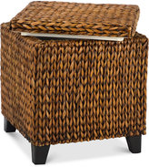 Dawkins Square Storage Ottoman, Direct Ship