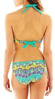 JCPenney Since Reversible Bandeau Swim Top