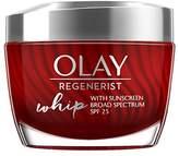 Olay Regenerist Whip Face Moisturizer SPF 25, 1.7 oz