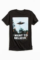 Urban Outfitters The X-Files I Want To Believe Tee