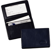 Royce Leather Deluxe Card Holder 405-5