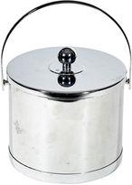 One Kings Lane Vintage 1960s Round Chrome Ice Bucket