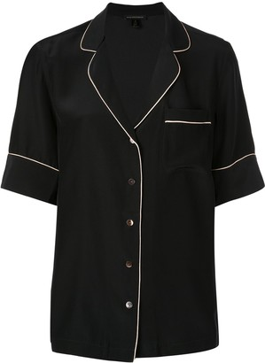 Kiki de Montparnasse Button Down Pyjama Shirt