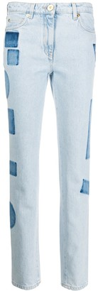 Versace Patch Work Jeans