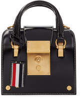 Thom Browne Black Tiny Mrs. Thom Bag
