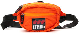Heron Preston CTNMb Shoulder Bag