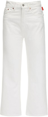 Denimist Pierce High Waist Cotton Denim Jeans