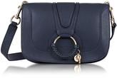 See by Chloe Hana Ultramarine Leather Crossbody Bag